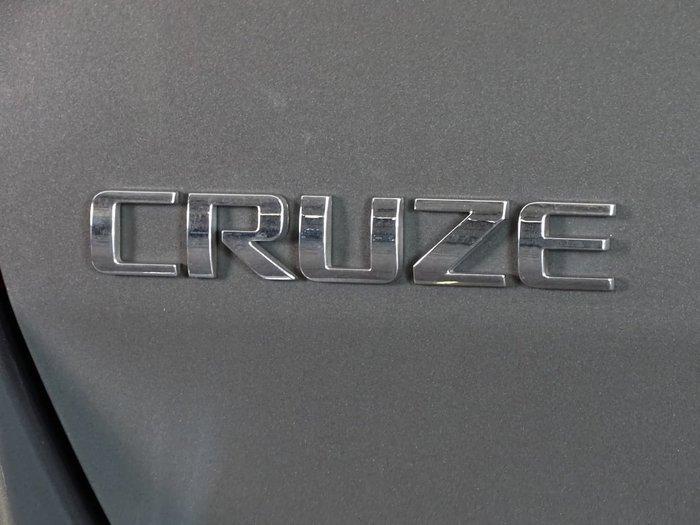 2011 Holden Cruze CD JH Series II MY12 Grey
