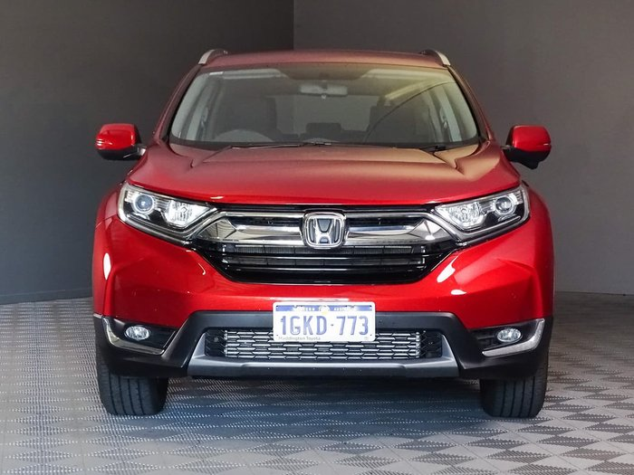 2017 Honda CR-V VTi-S RW MY18 Red