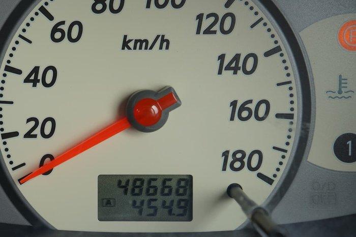 2010 Nissan Micra ST K13 White