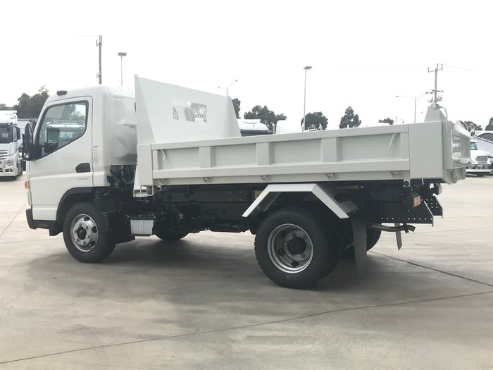 2020 FUSO FEC81CR3SFBC White