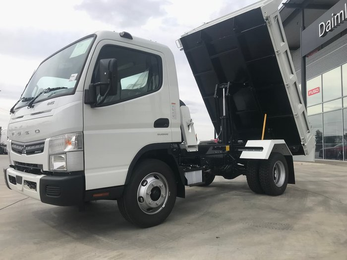 2020 FUSO FEC81CR4SFBC White