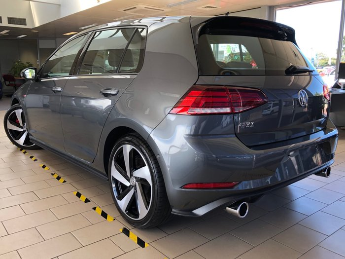 2018 Volkswagen Golf GTI 7.5 MY19 Indium Grey