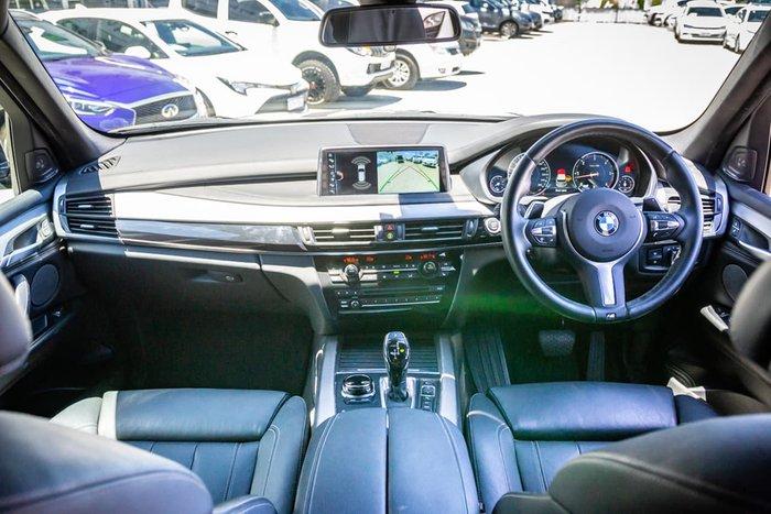 2018 BMW X5 xDrive40d F15 4X4 Constant Grey