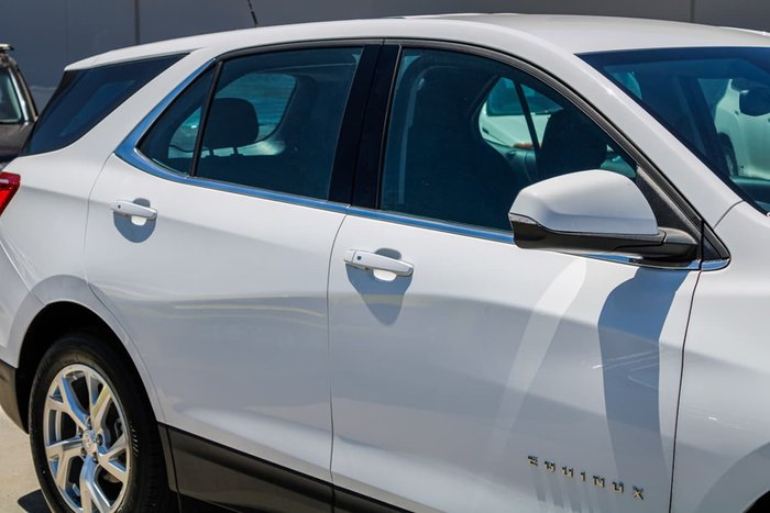 2019 Holden Equinox LT EQ MY18 White