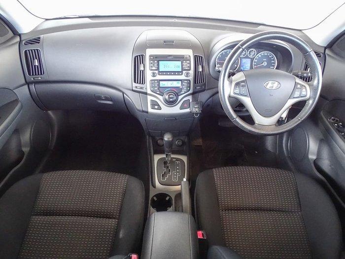 2009 Hyundai i30 SLX FD MY09 Blue