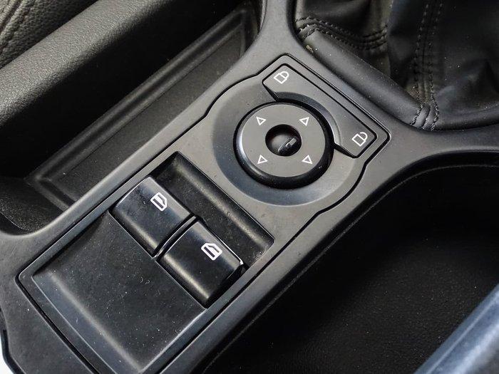 2009 Holden Ute SS V VE MY10 Black