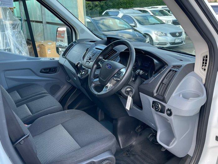 2016 Ford Transit 350L VO White