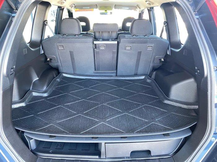 2013 Nissan X-TRAIL ST T31 Series V 4X4 On Demand Blue