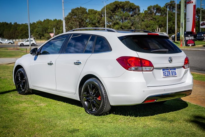 2016 Holden Cruze CDX JH Series II MY16 White