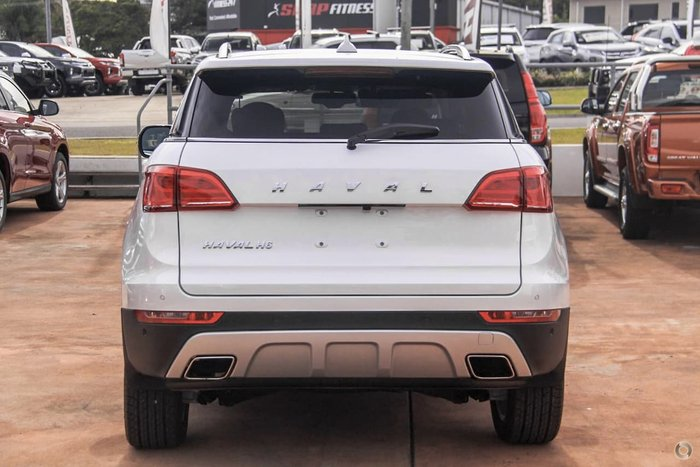 2020 Haval H6 LUX (No Series) White
