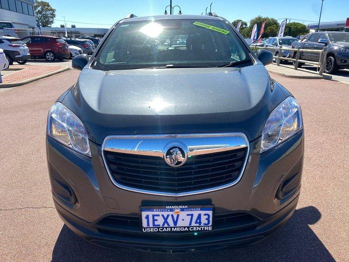 2015 Holden Trax LS TJ MY15 Grey