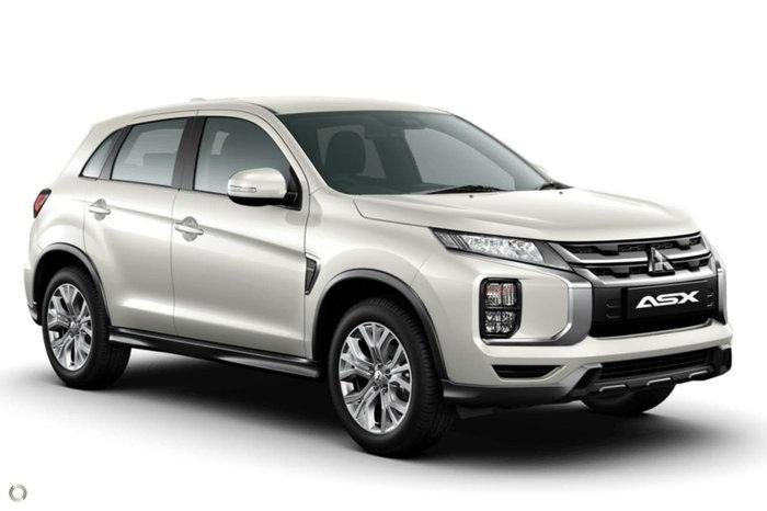 2020 Mitsubishi ASX ES ADAS XD MY21 White
