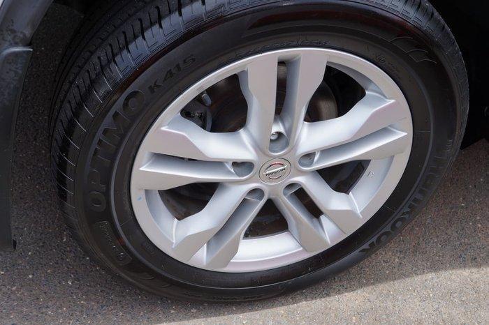 2011 Nissan X-TRAIL ST T31 Series IV Silver