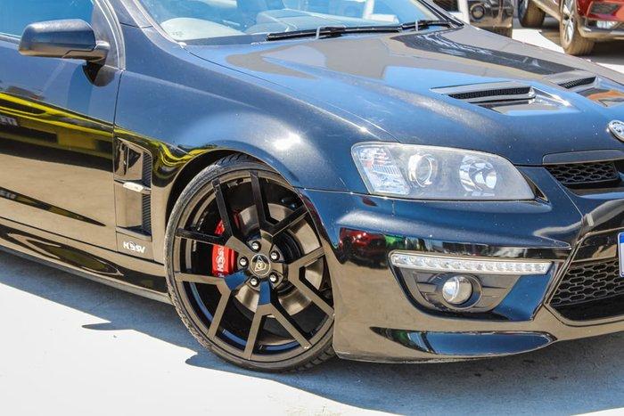 2011 Holden Special Vehicles Clubsport R8 Tourer E Series 3 Black