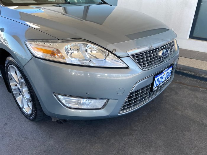 2009 Ford Mondeo TDCi MA Grey