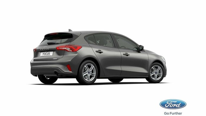 2019 Ford Focus Trend SA MY19.75 Magnetic