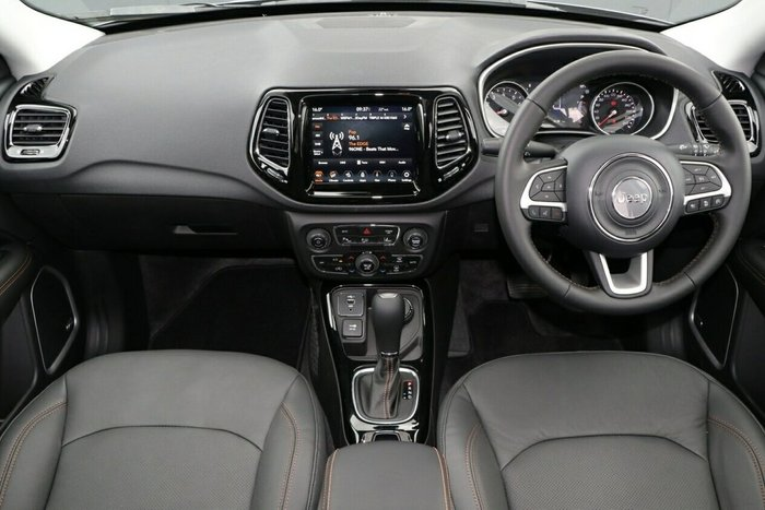 2020 Jeep Compass Limited M6 MY20 4X4 On Demand Grey Magnesio
