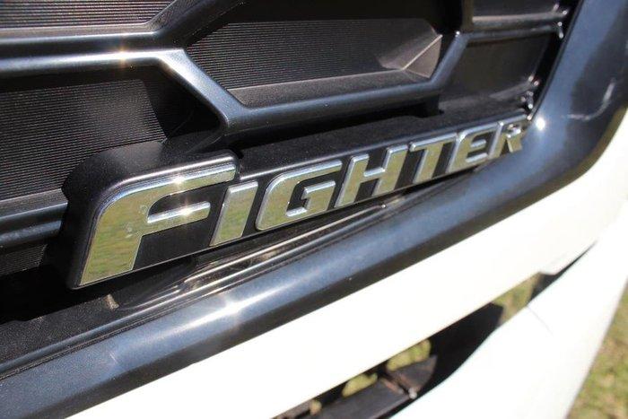 2021 FUSO FIGHTER 1627 White
