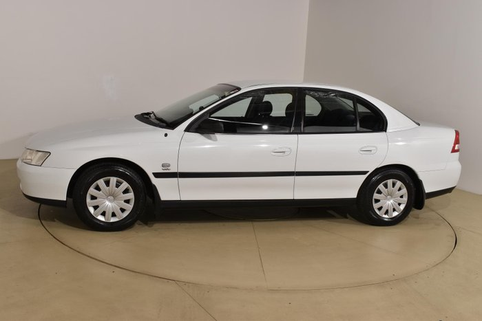 2003 Holden Commodore Executive VY II Heron White