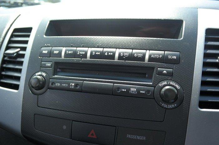 2011 Mitsubishi Outlander LS ZH MY11 4X4 On Demand Bronze