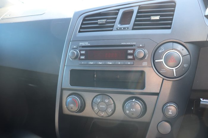 2011 SsangYong Kyron M200 XDi D100 MY09 4X4 Dual Range Silver