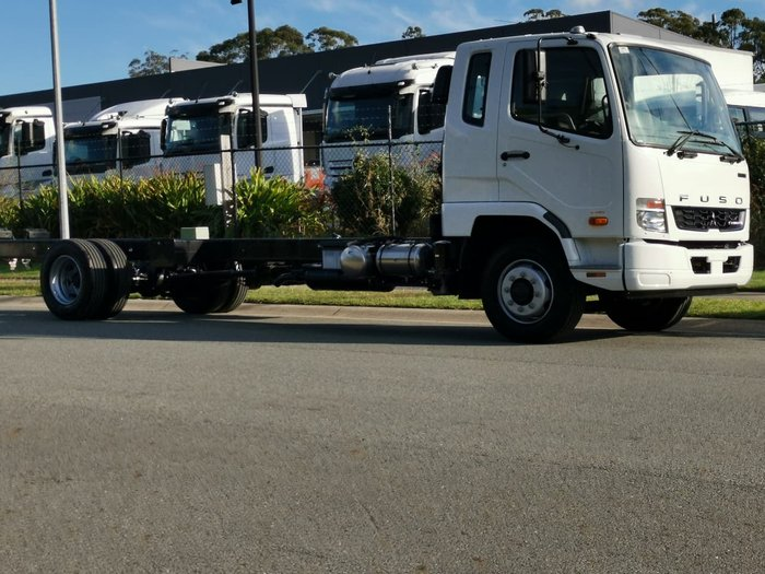 2021 FUSO FIGHTER 1427 White
