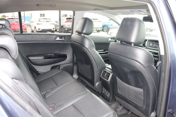 2016 Kia Sportage GT-Line QL MY17 4X4 On Demand Blue
