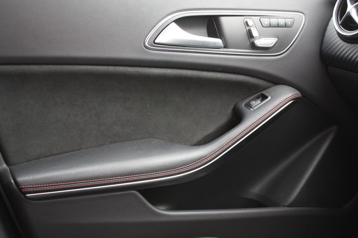 2016 Mercedes-Benz A-Class A200 W176 Grey