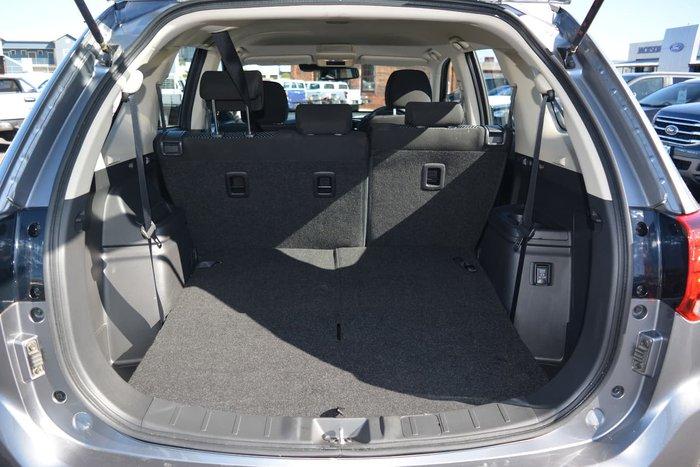 2019 Mitsubishi Outlander ES ZL MY20 4X4 On Demand Grey