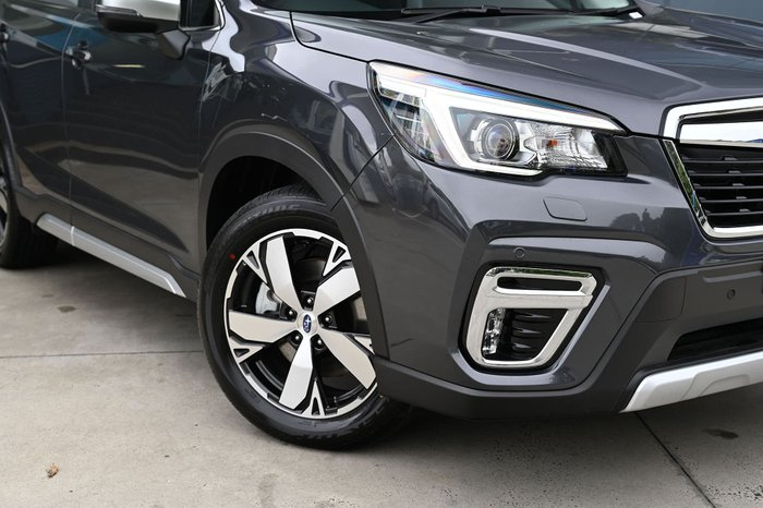 2020 Subaru Forester 2.5i-S S5 MY20 Four Wheel Drive Magnetite Grey