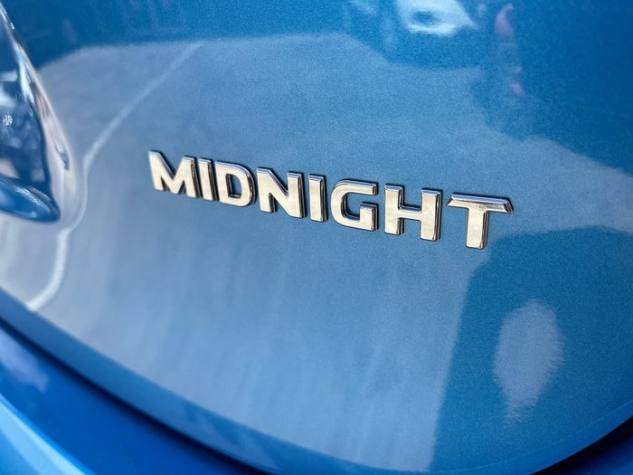 2020 Nissan QASHQAI Midnight Edition J11 Series 3 MY20 Vivid Blue