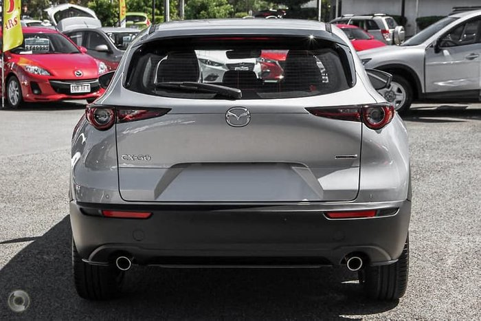 2020 Mazda CX-30 G20 Touring DM Series Sonic Silver