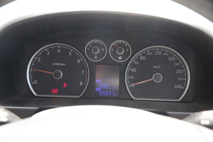 2011 Hyundai i30 SX FD MY11 Silver
