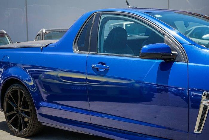 2017 Holden Ute SV6 VF Series II MY17 Blue