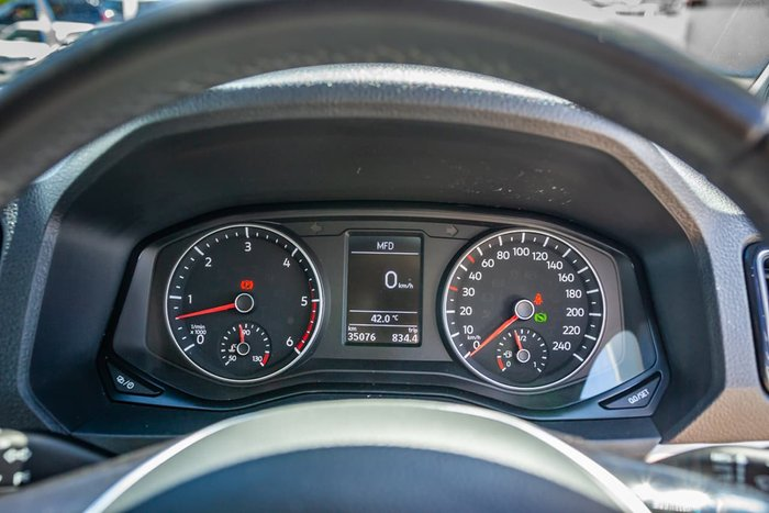 2018 Volkswagen Amarok TDI550 Highline 2H MY19 4X4 Constant Silver