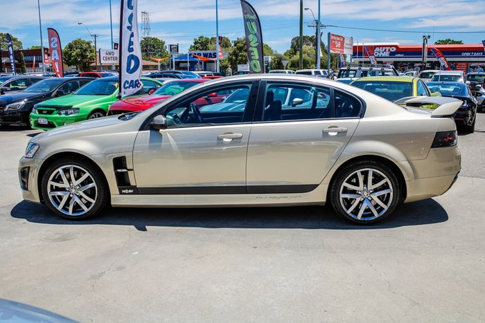 2007 Holden Special Vehicles Clubsport R8 E Series Gold