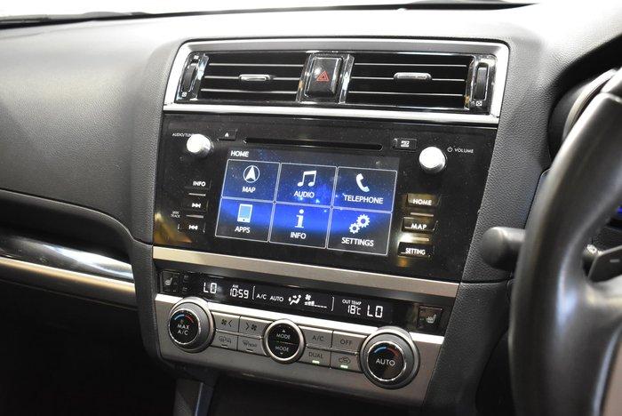 2017 Subaru Outback 2.0D Premium 5GEN MY17 Four Wheel Drive Grey