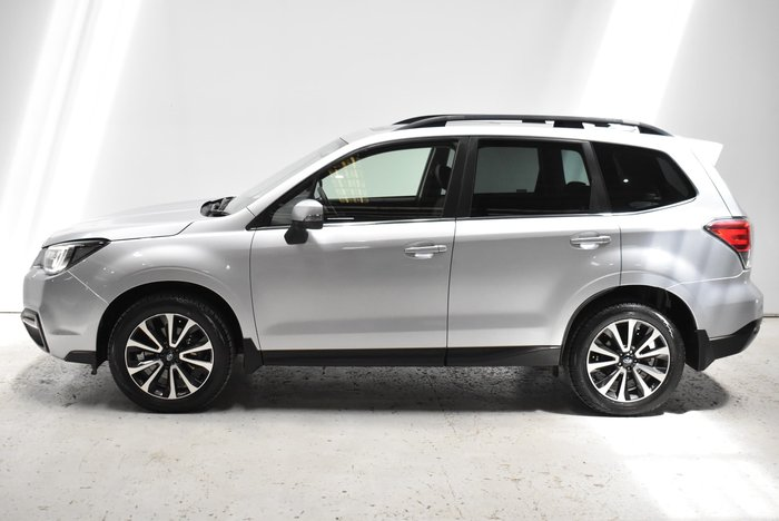 2017 Subaru Forester 2.0D-S S4 MY17 Four Wheel Drive Ice Silver