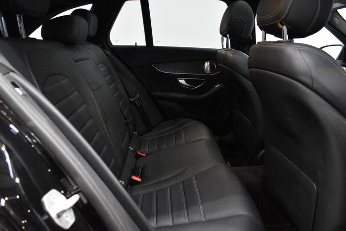 2015 Mercedes-Benz C-Class C250 S205 Black