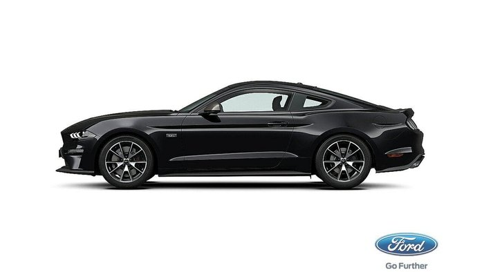 2020 Ford Mustang High Performance FN MY20 Shadow Black