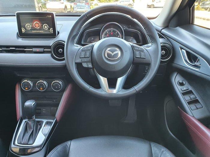 2016 Mazda CX-3 Akari DK 4X4 On Demand Red