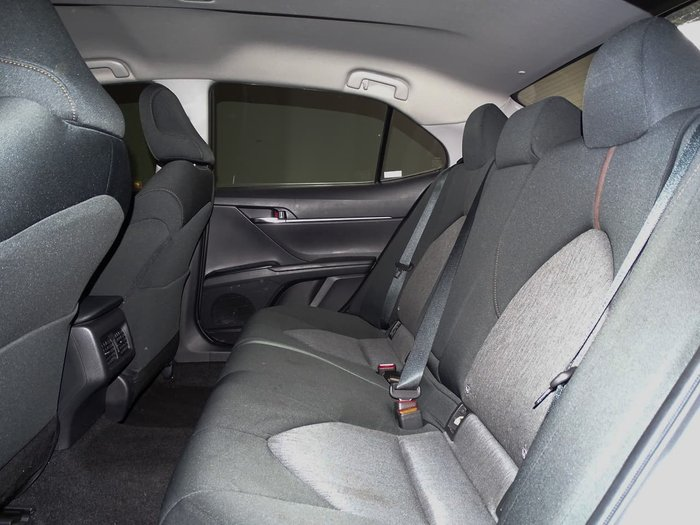 2020 Toyota Camry Ascent AXVH71R White