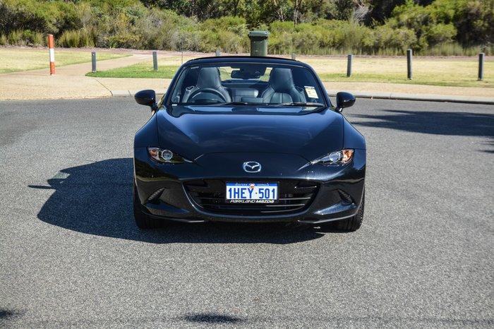 2020 Mazda MX-5 GT ND Jet Black