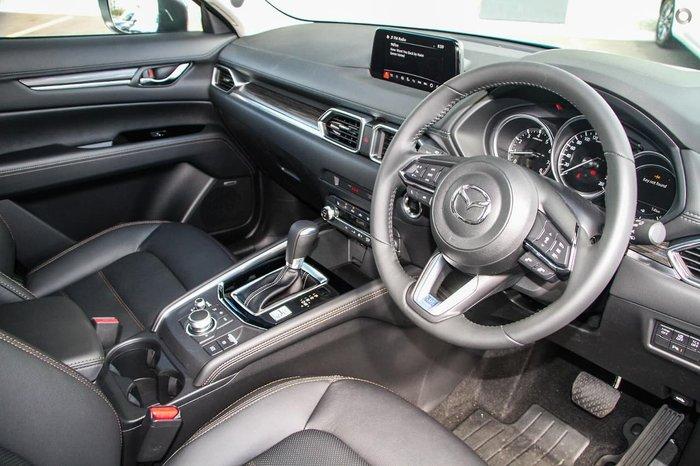 2020 Mazda CX-5 GT KF Series 4X4 On Demand Blue