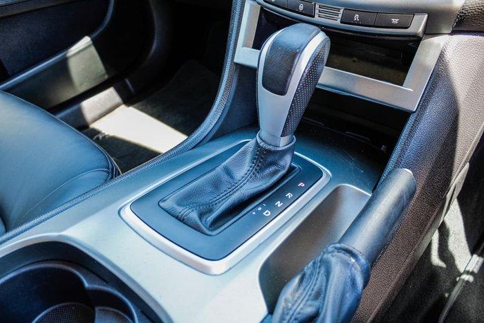 2012 Ford Falcon G6 FG MkII Grey