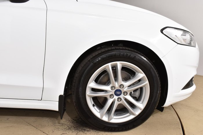 2016 Ford Mondeo Ambiente MD Frozen White