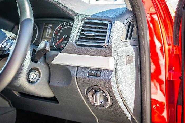 2019 Volkswagen Amarok TDI550 Highline 2H MY19 4X4 Constant Red
