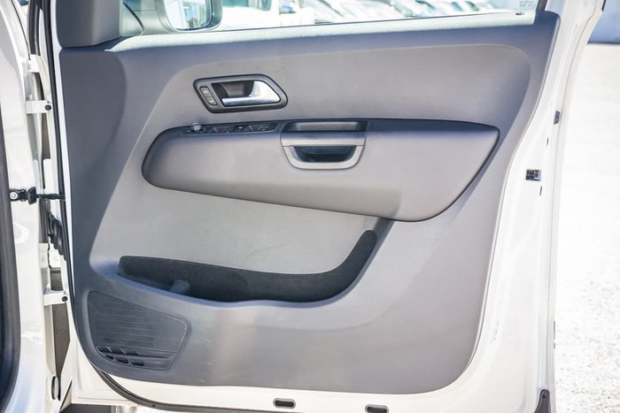 2018 Volkswagen Amarok TDI550 Dark Label 2H MY18 4X4 Constant White