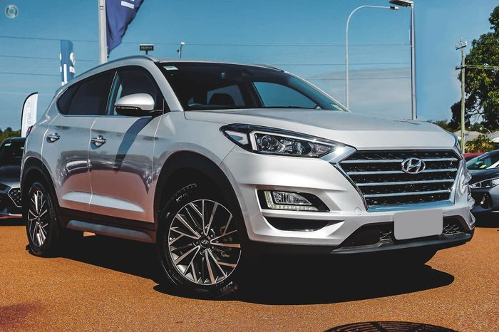 2020 Hyundai Tucson Elite