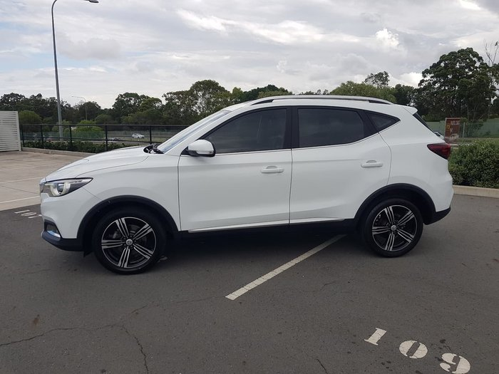 2017 MG ZS Essence AZS1 White